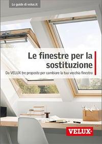 Finestre velux per la sostituzione for Velux italia spa