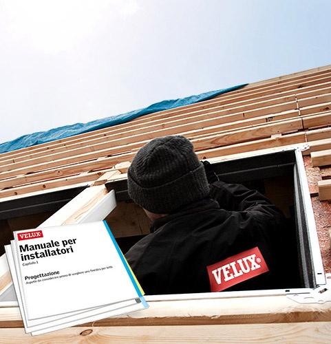 scarica il manuale velux per installatori velux