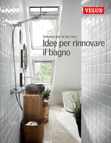 Scarica la guida Idee per rinnovare il bagno